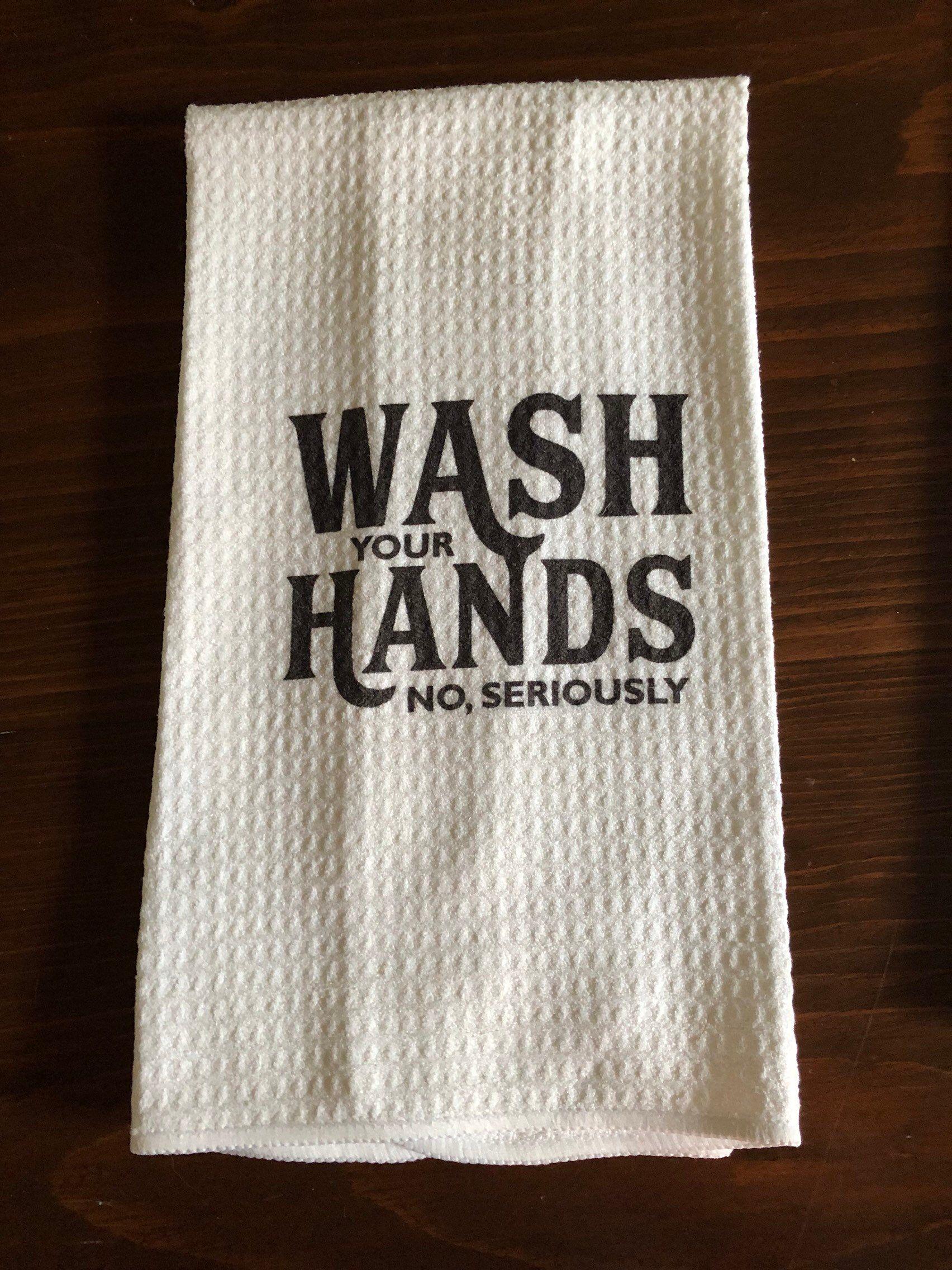 Funny bath towels,bathroom hand towels,bathroom decor #handtowels