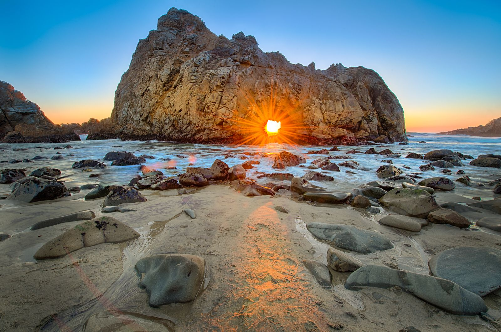 Pfeiffer Beach Sur Ca Things To Do In Tags Camping Hiking Marathon Hotels Bridge