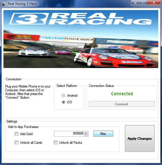 Real Racing 3 Hack Tool 2019 Free Download [No Survey ...