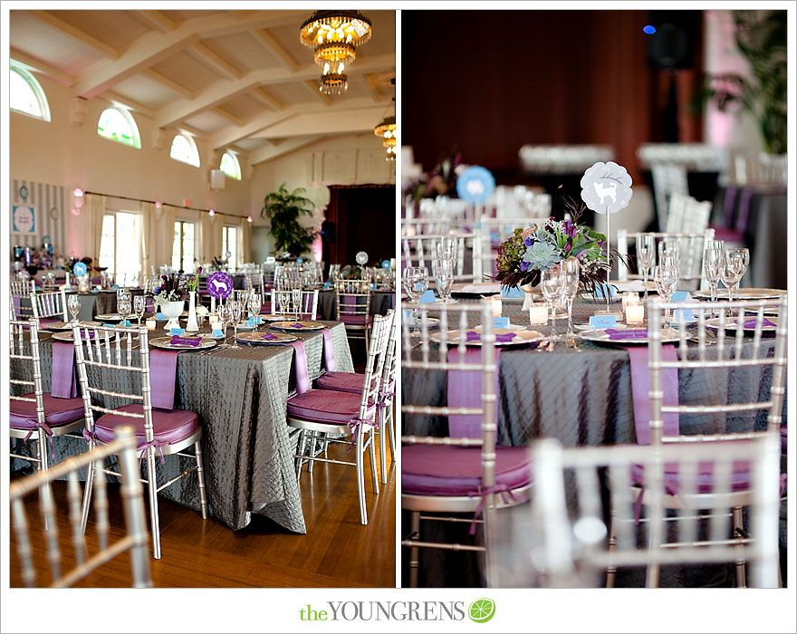 Two Key Elements For Your Wedding Decor Vintage Purple Weddingpurple Gray
