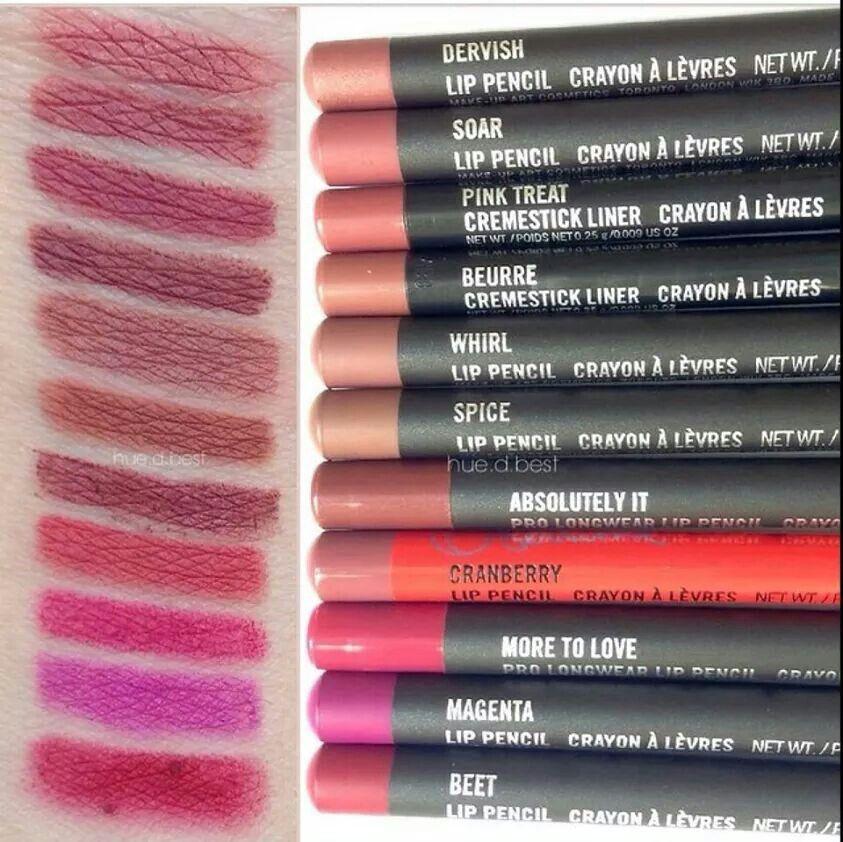 Mac lip liner Spice lip liner, Mac lip liner, Perfect lips