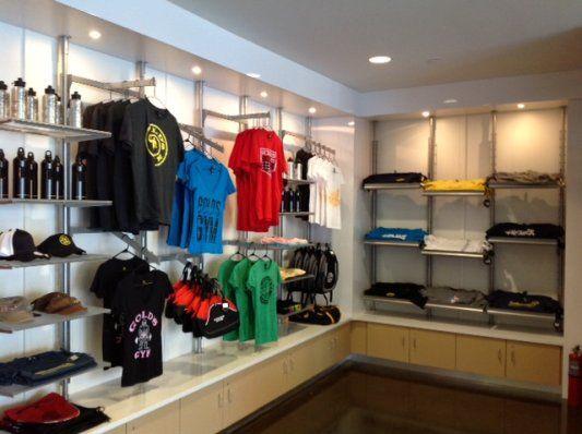 Creative Surfaces Fitness Center Custom Millwork Gym Epicenter Charlotte Nc Retail Display Gym Design Gym Interior