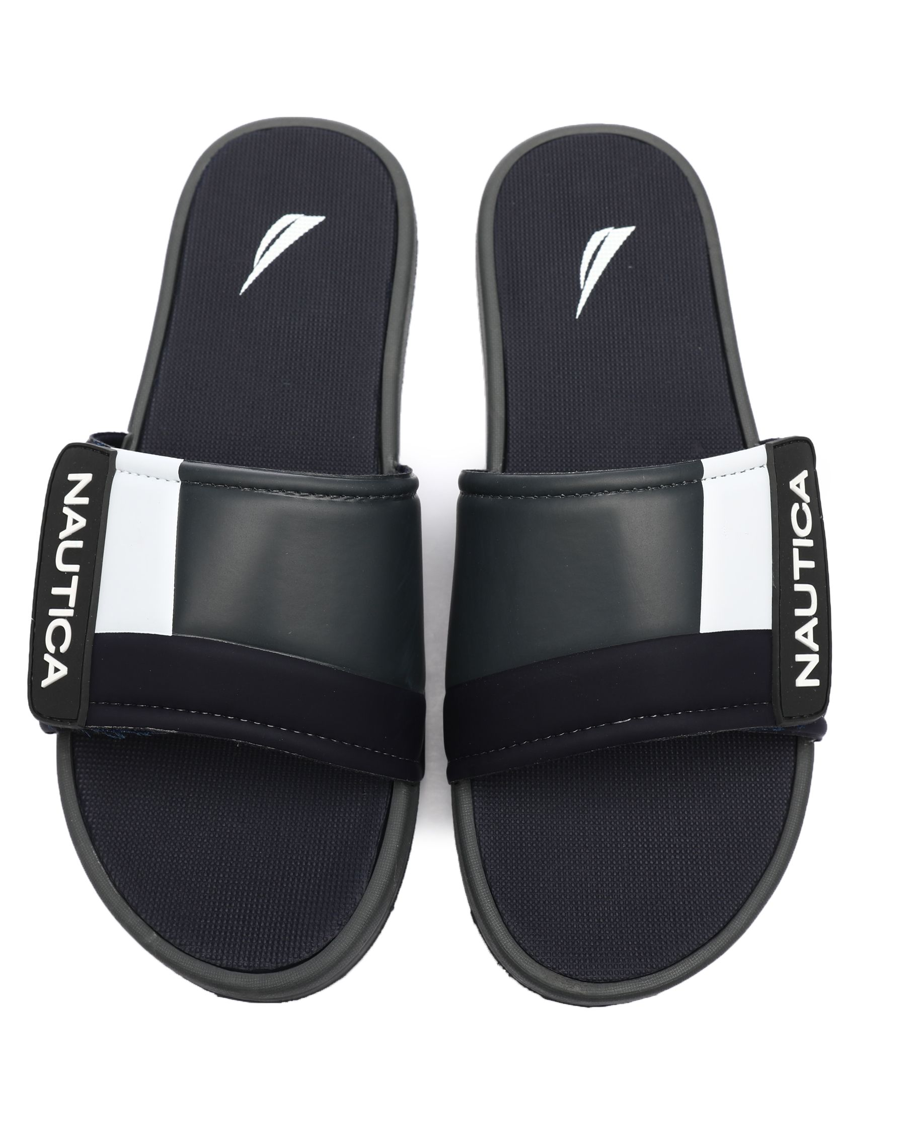 1c420de58e1d Bower Slide Sandals Men s Footwear from Nautica. Find Nautica fashion    more at DrJays.com