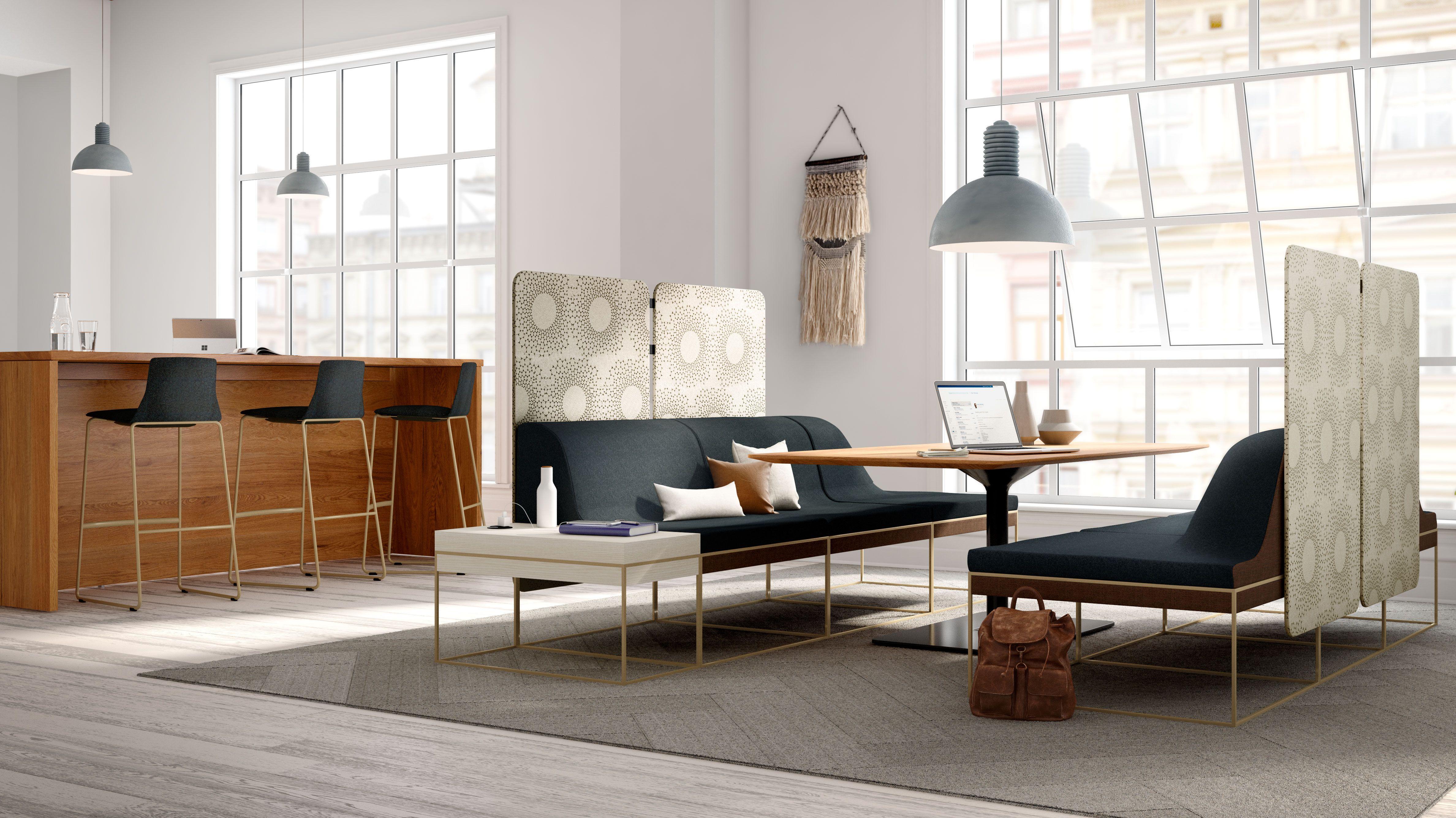 Design Inspiration + Ideas for Modern Office Workspaces | Lighting ...