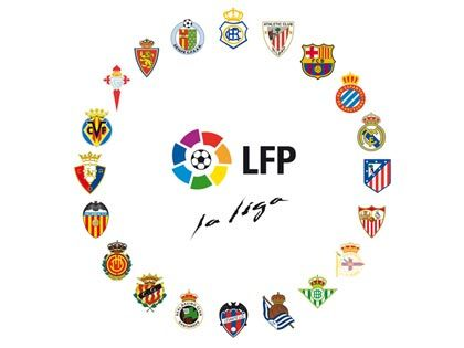 Испанская лига футбол картинки