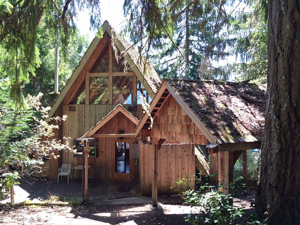 Lake Crescent Vacation Rental Vrbo 613989 1 Br Olympic Peninsula Pacific Coast Cabin In Wa One Bedroom Cabin On Lake Cres Vacation Rental Vacation Cabin