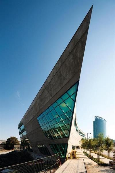 Image result for sharp building