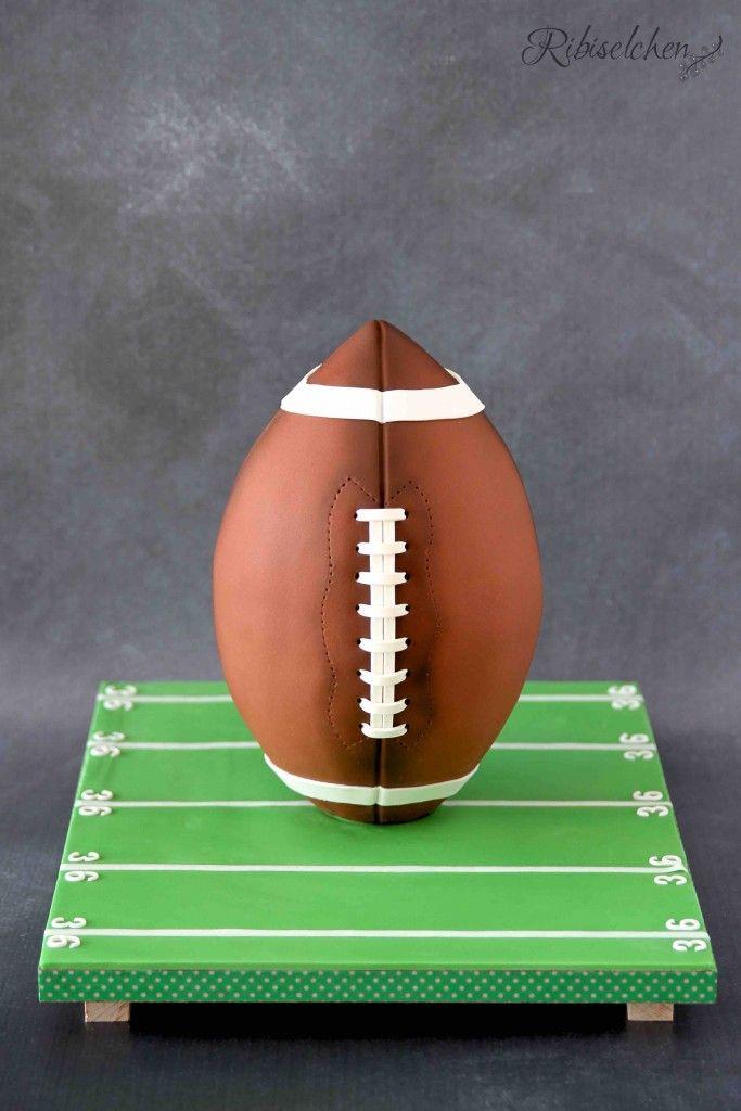 Football-Torte 4