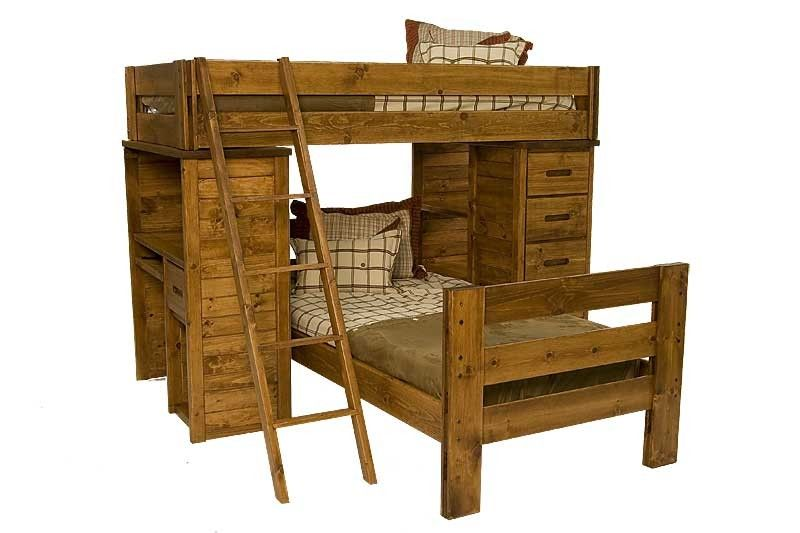 Bedroom Young Pioneer Bunk Bed