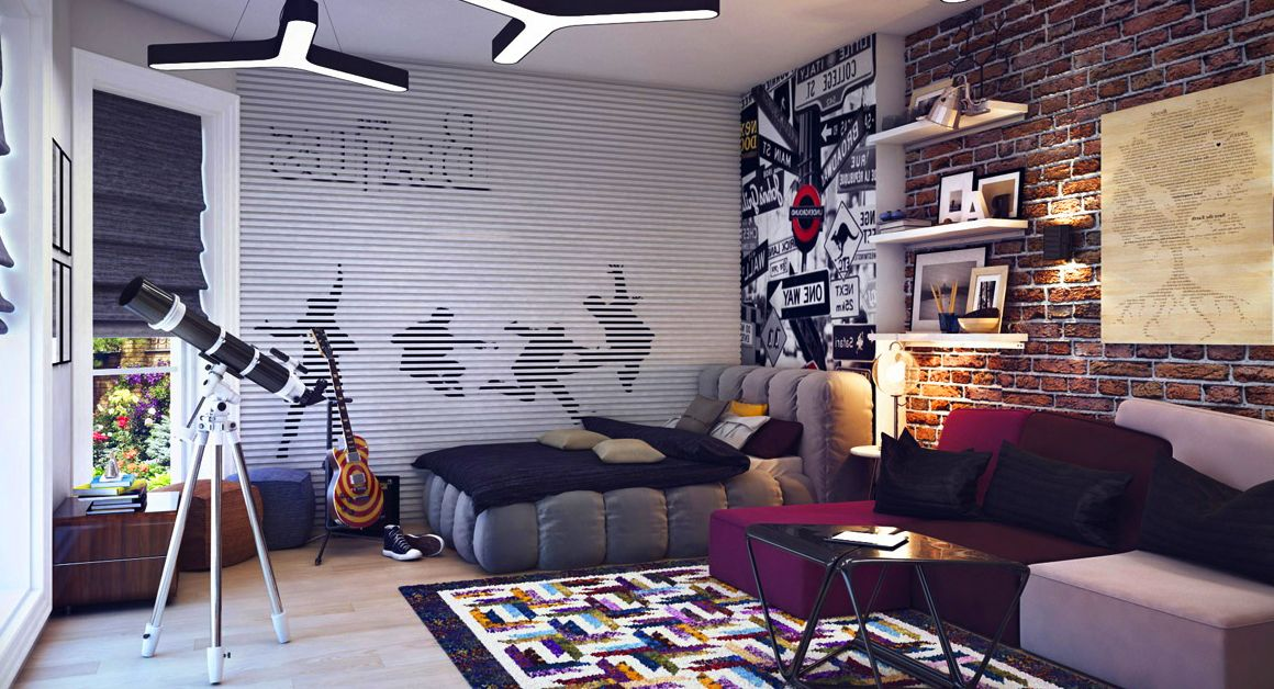 Best Rustic Bedroom Ideas Defined For High Inspiration: Teenage Boys Room - Google Search