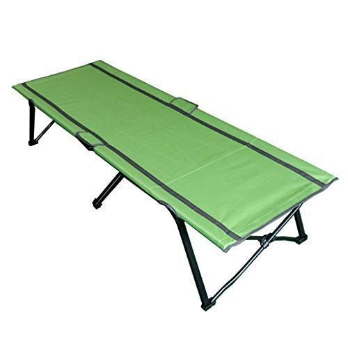 Photo of SPLY DTEM folding bed single bed portable lunch bed siesta bed office simple bed…