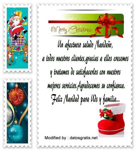 Carta para enviar en navidad empresariales descargar - Videos de navidad para enviar ...