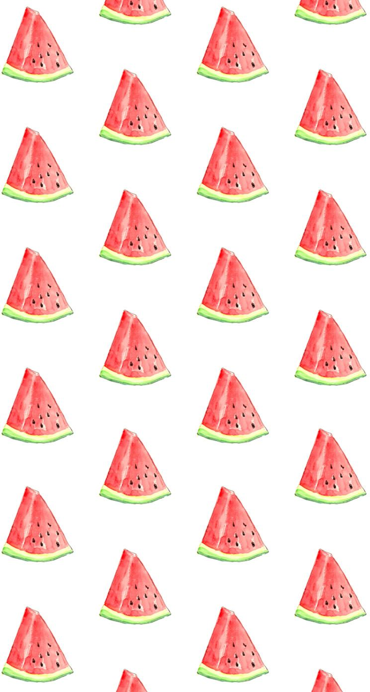watermelon pieces Wallpapers Pinterest Wallpaper