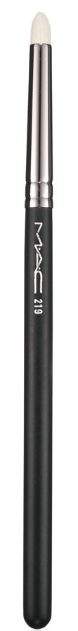PENCIL BRUSH  ( PRECISE SHADING ON THE LID, IN EYE CREASE, OR ALONG LASH LINE )