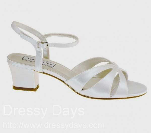 Monaco Wedding Shoes Wide Width And Extra Wide Width White White Sandals Dyeable Wedding Shoes Wedding Shoes