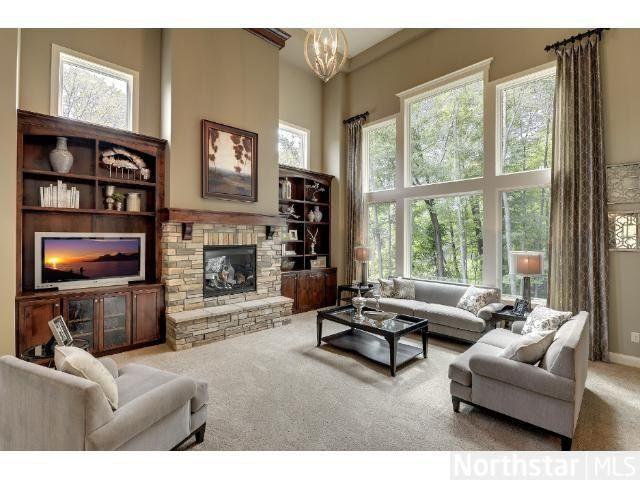 story ceiling living room also dream house design ideas in rh pinterest