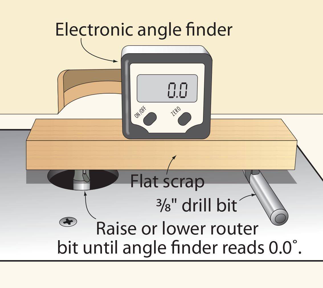 When setting up my router table for cutting half-lap joints I figured out  sc 1 st  Pinterest & When setting up my router table for cutting half-lap joints I ...