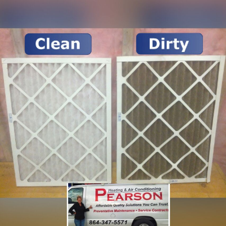 Hvac Tip Change Your Air Filters Regularly Changing Your Hvac System S Air Filters Once A Month Or As Directe Furnace Filters Furnace Repair Hvac Filters