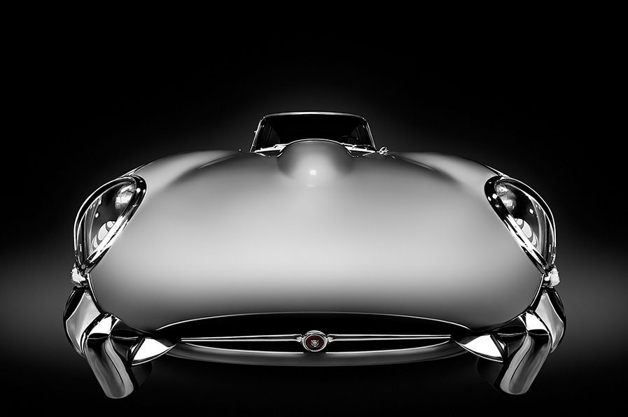 Jaguar E-Type My type
