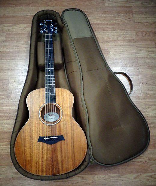 Taylor Gs Mini E Koa 2015 2020 Reverb Acoustic Guitar Guitar Guitar Stand