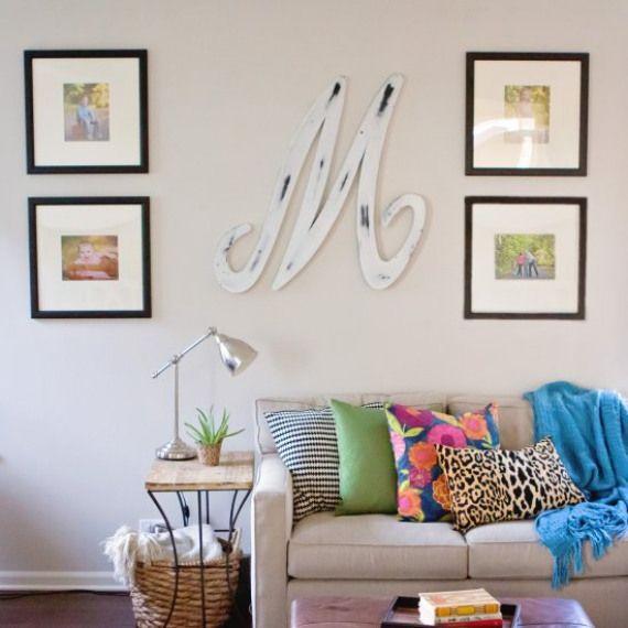 Neutral Living Room Pops Color Cbaarch - Barb Homes