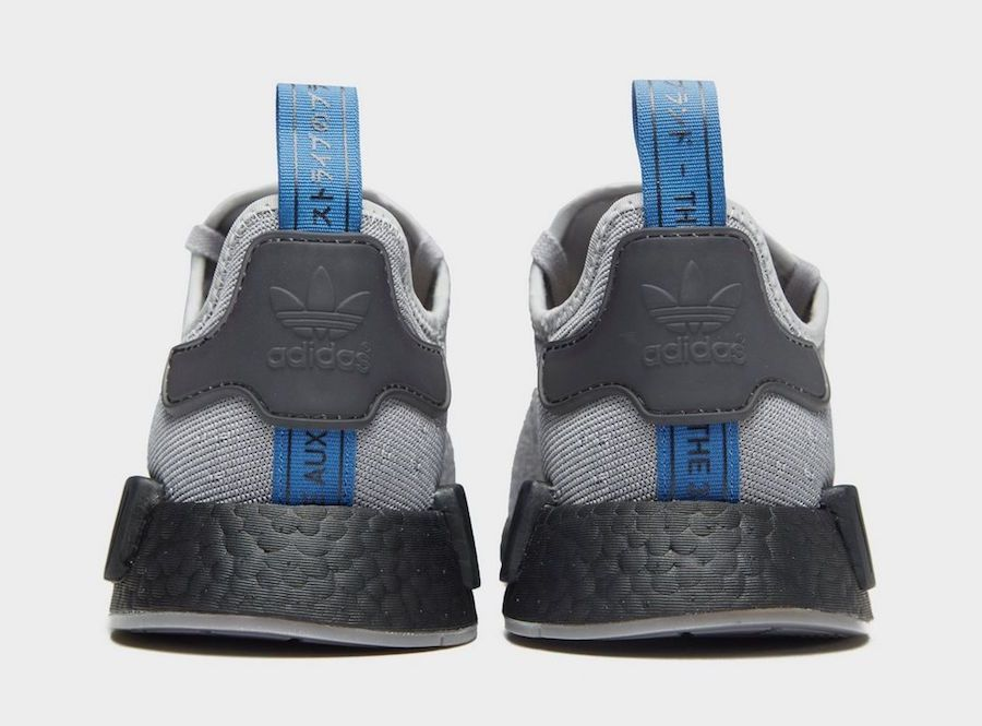 sports shoes 4a689 5bec4 adidas NMD R1 Grey JD Sports Exclusive