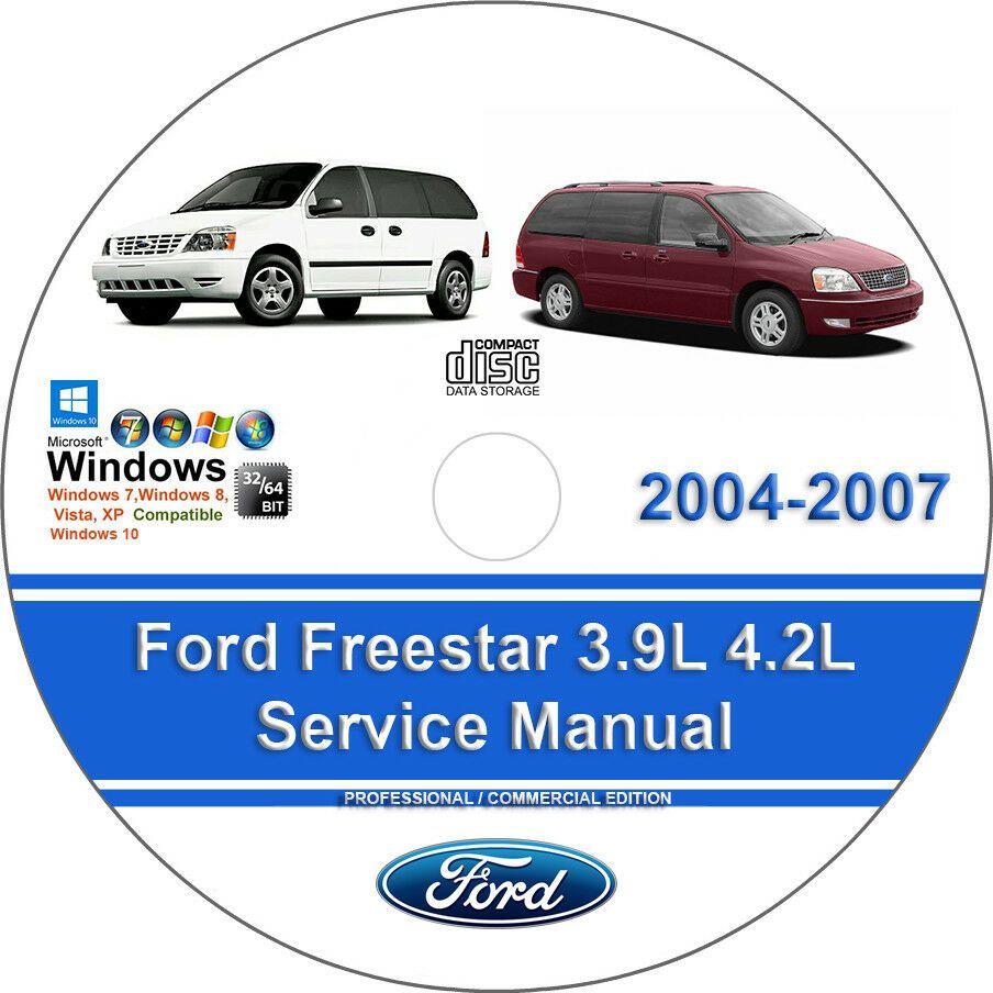 Details About Ford Freestar 2004 2005 2006 2007 3 9l 4 2l