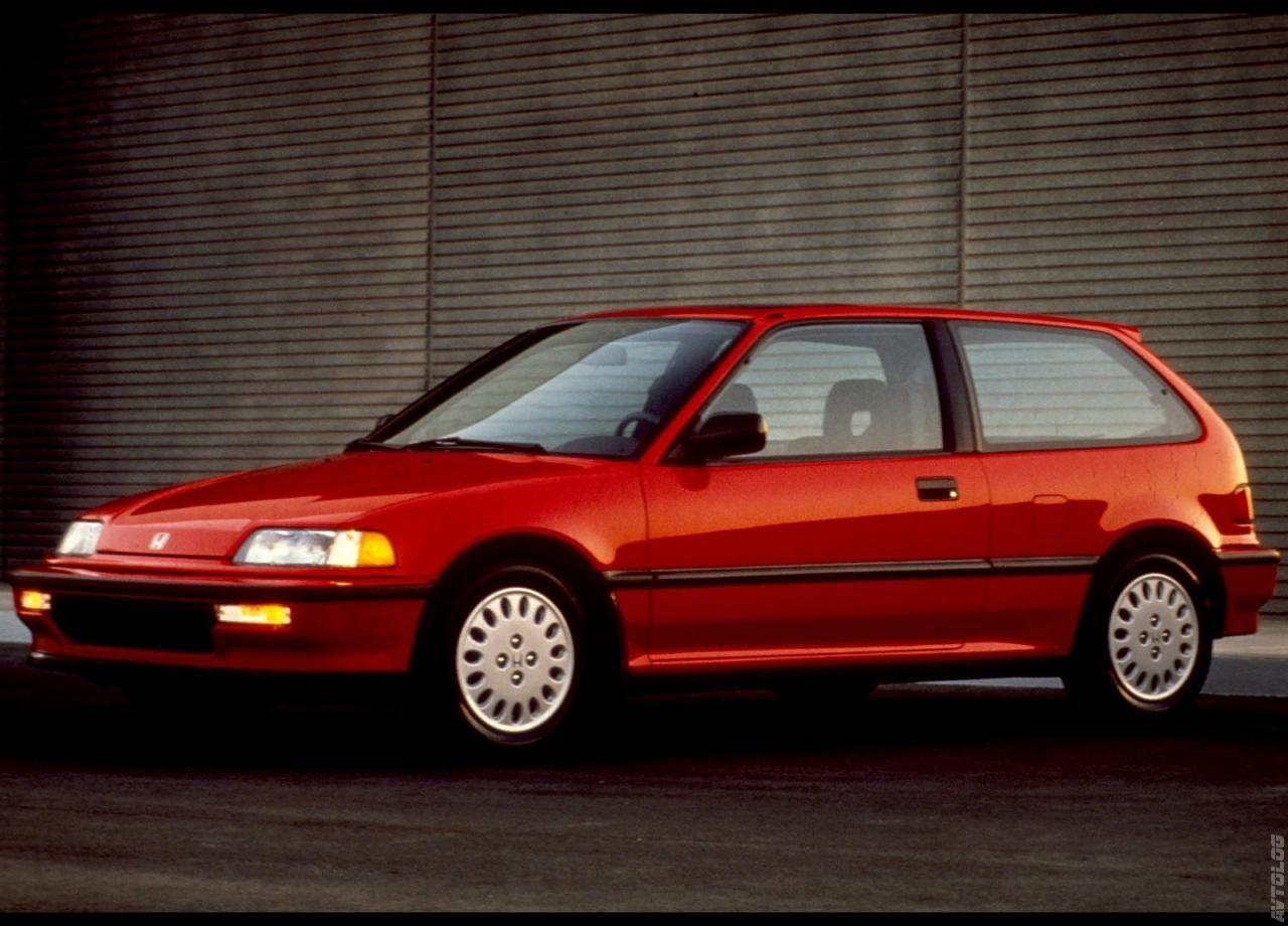 1990 Honda Civic Si Hatchback