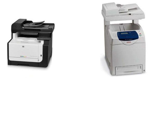 How Xerox Printers Are Different From Traditional Ones Printer