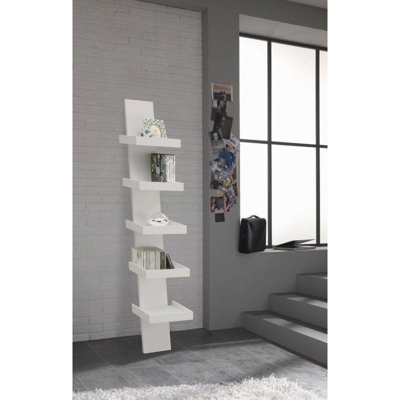 Libreria moderna in soggiorno, scaffale per la camera da letto ...
