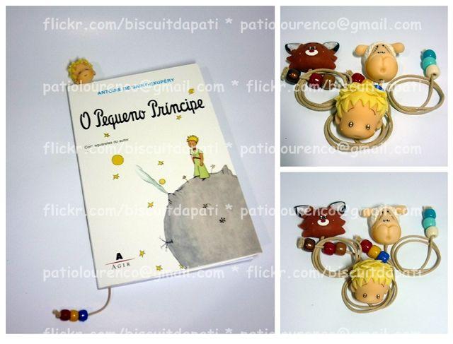 Marcadores de livro Pequeno Príncipe | Flickr - Photo Sharing!