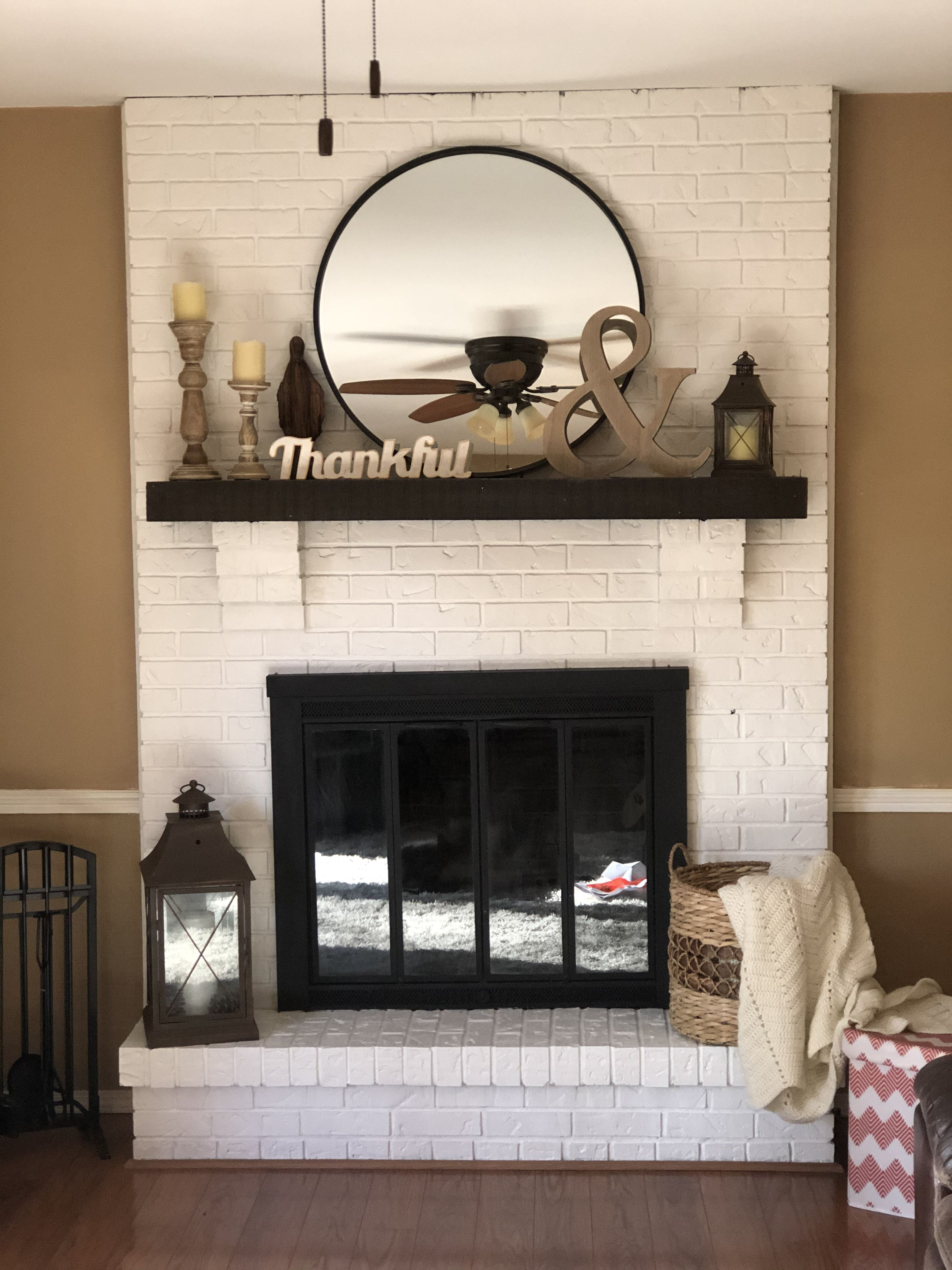 Painted White Fireplace White Fireplace White Painting Fireplace