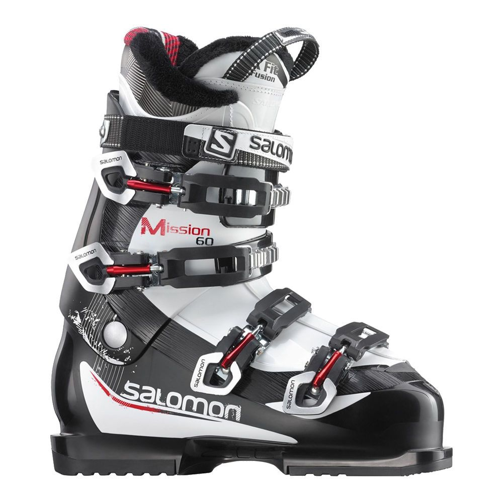 Salomon Mission 60 Men S Skiing Shoes 368221 In Sporting Goods Skiing Snowboarding Downhill Skiing Ebay Ski Boots Ski Boot Sizing Boots