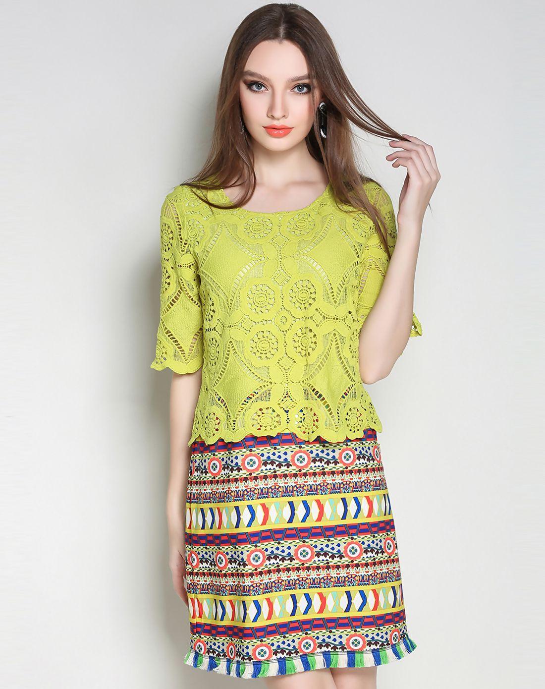 Adorewe vipme aline dresses designer mingysyi yellow plus size