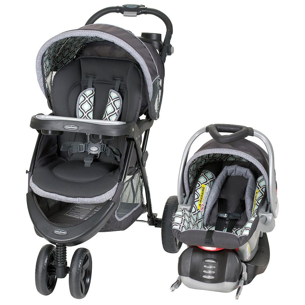 Baby Trend TriFlex Travel System Catalina Ice Baby