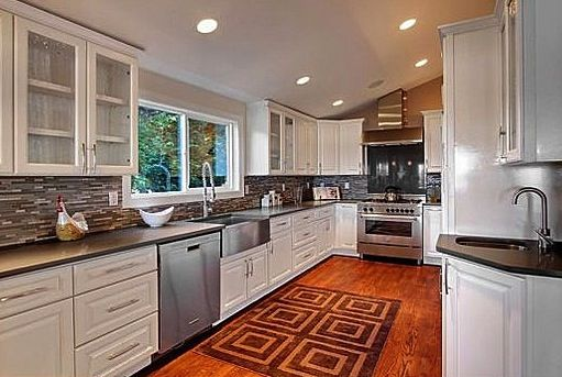 cabinets raised painted maple divine white cabinets u203a maple rh pinterest com raised or recessed kitchen cabinets raised panel kitchen base cabinets