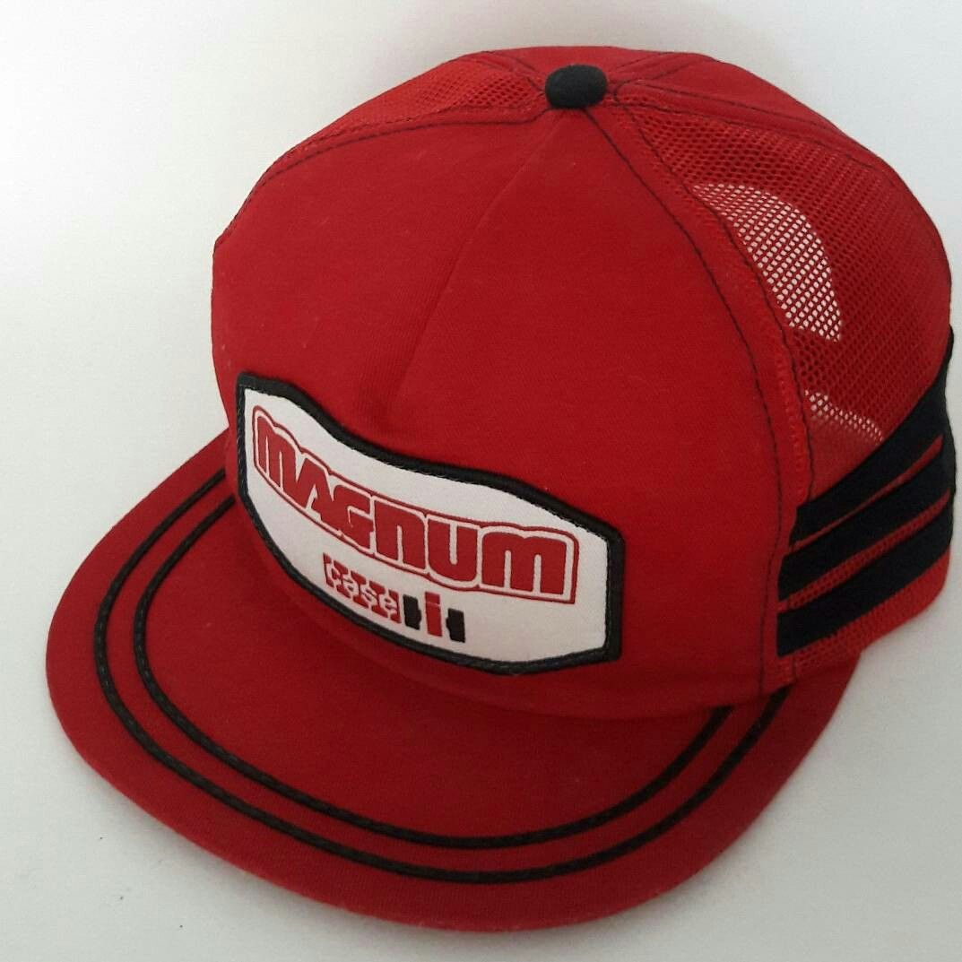 Magnum Case Ih K Product Made In U S A Hat Patches Vintage Cap Hats Vintage