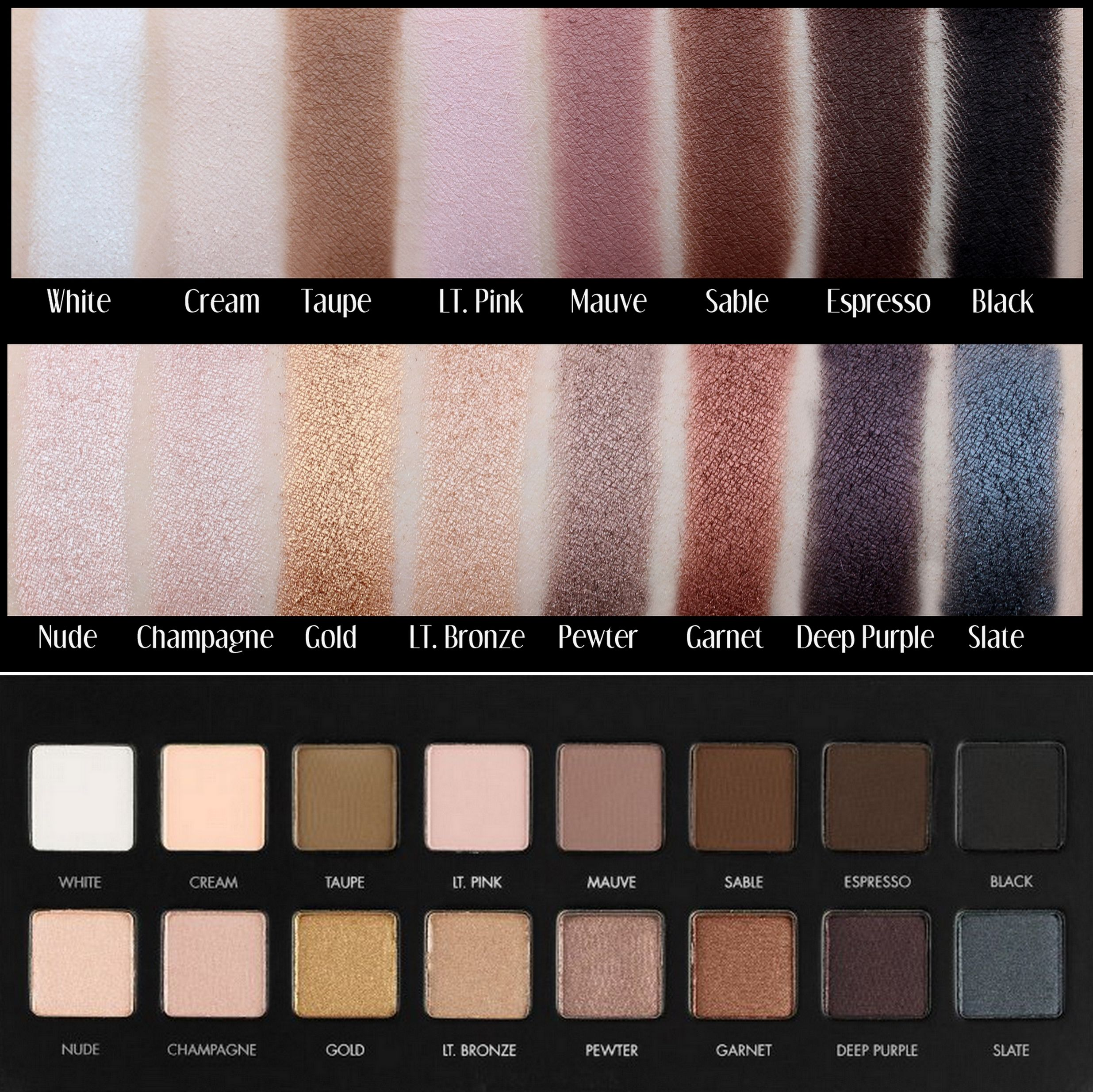 Lorac Pro Palette-this is the perfect go to palette for ...