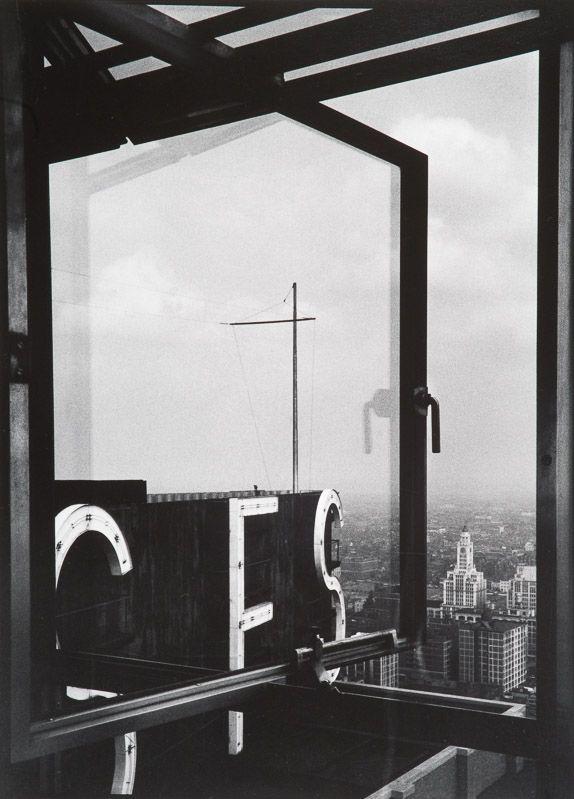 john gutmann the open window philadelphia 1939 view from the