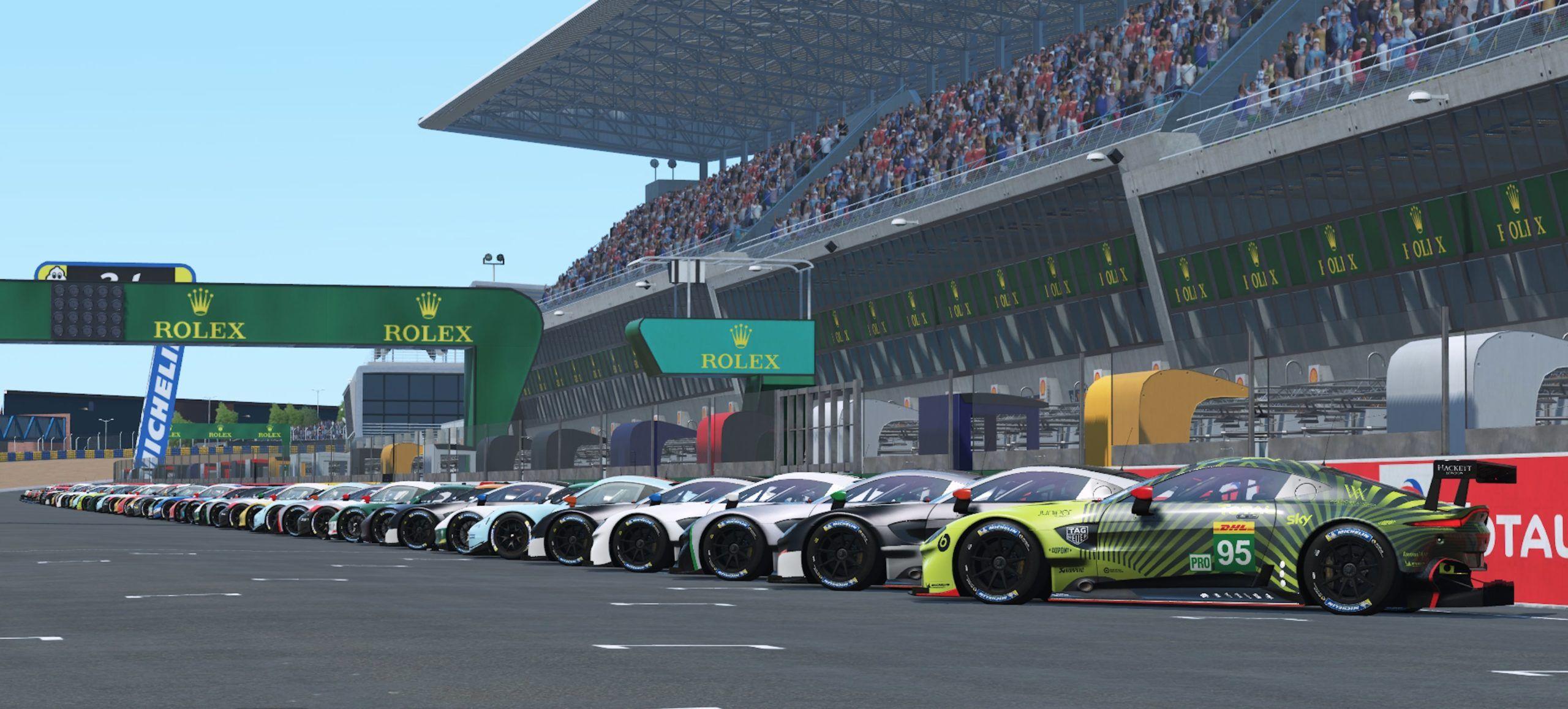 24 Heures du Mans une course virtuelle les 13 et 14 juin