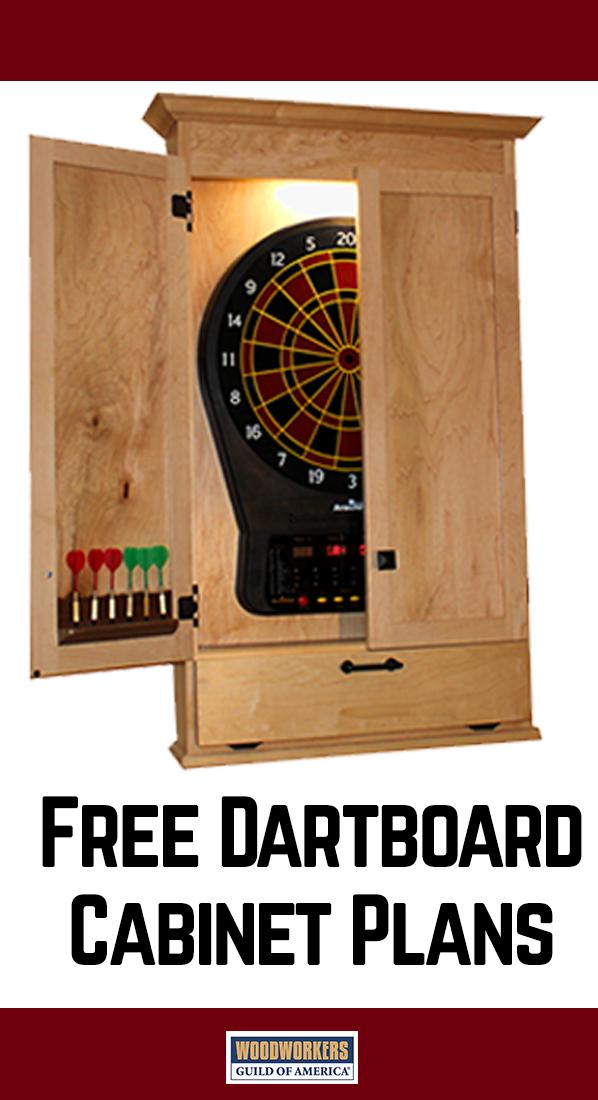 Build a Simple Dartboard Dartboard plans