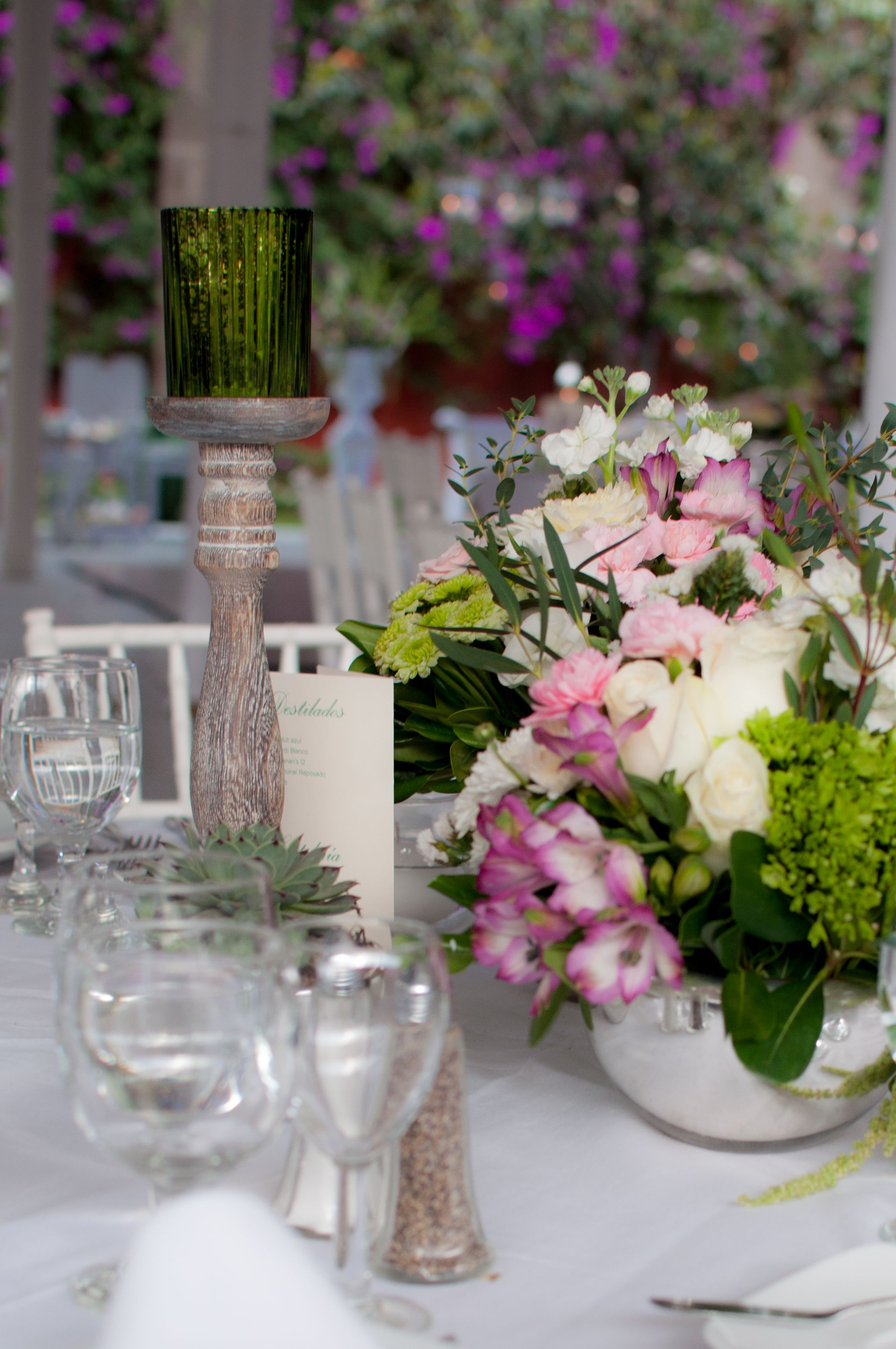 decoración floral #bodas #bodassa #weddingplanner www.bodassa