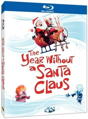 Year Without A Santa Claus Blu Ray