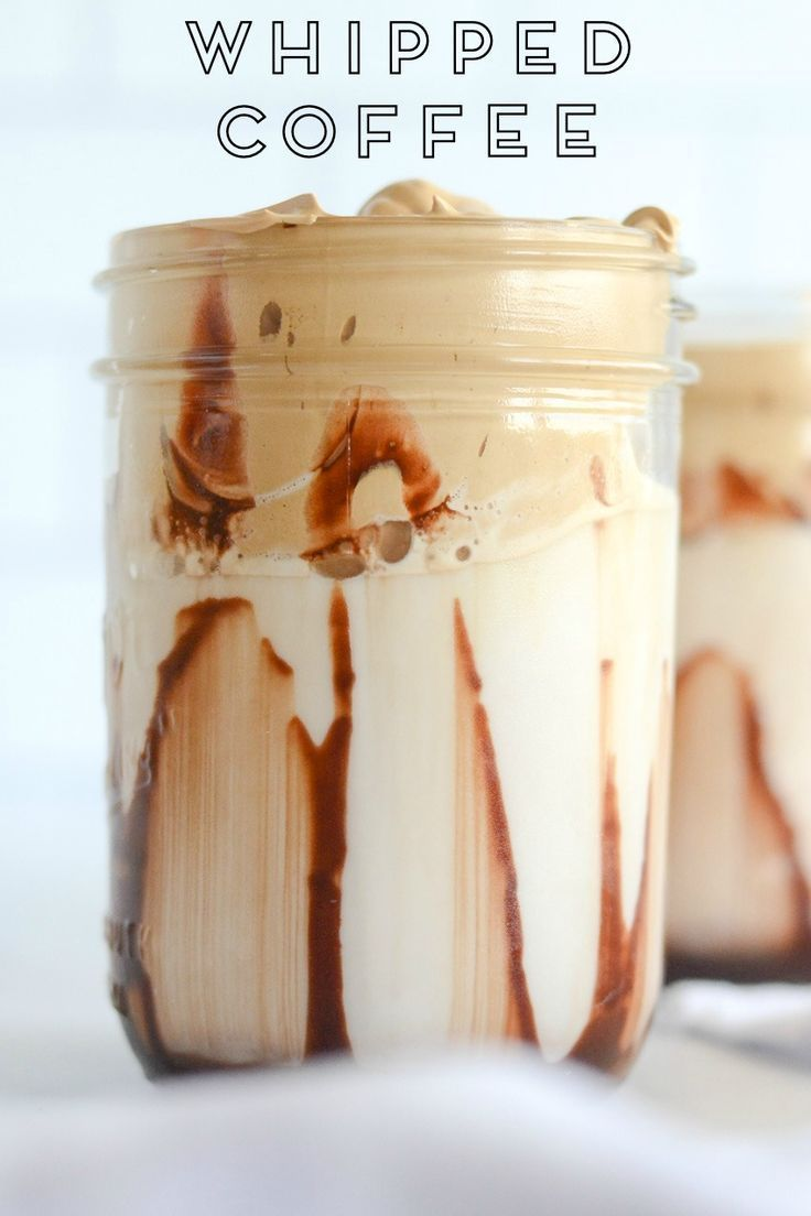 How to Make Whipped Coffee How to make Whipped Coffee in