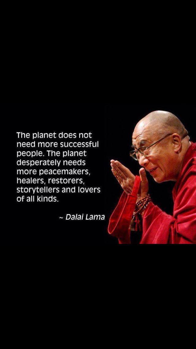 dalai lama | positive quotes, successful people, spiritual