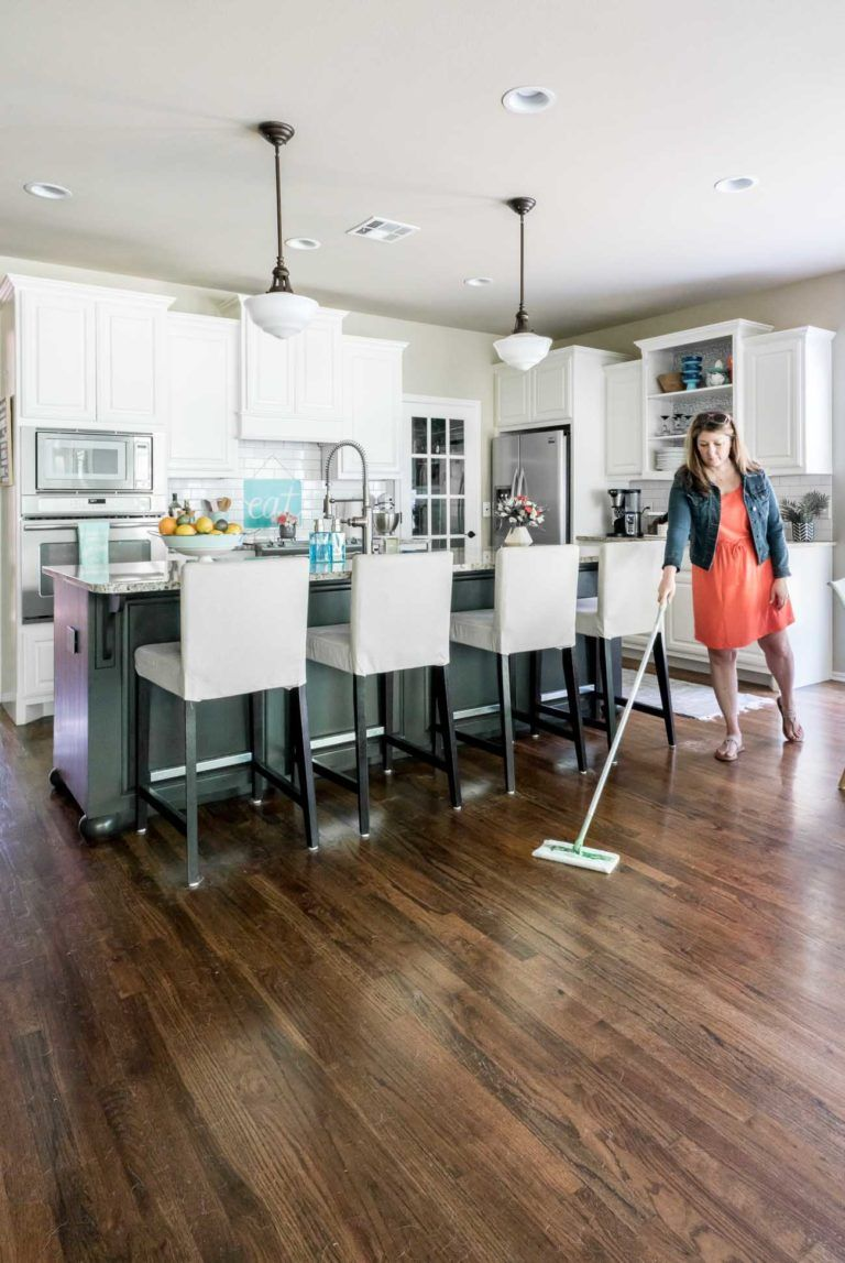 5 Steps To Keeping Wood Floors Clean When You Have Dog Hair Everywhere