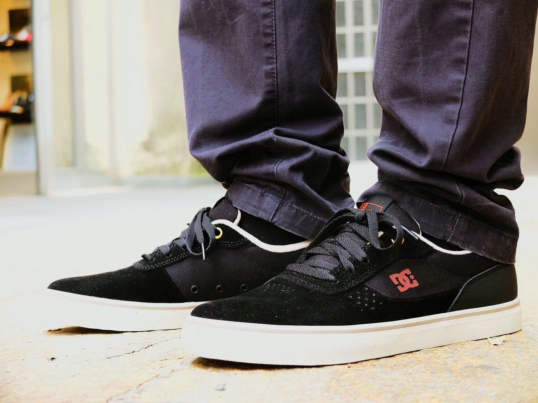 55c018bf70 DC Switch S Black/Turtledove | Shoes 2017 | Black, Shoes, Shoes 2017