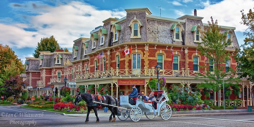 The Prince Of Wales Hotel In One My Favorite Places Niagara On