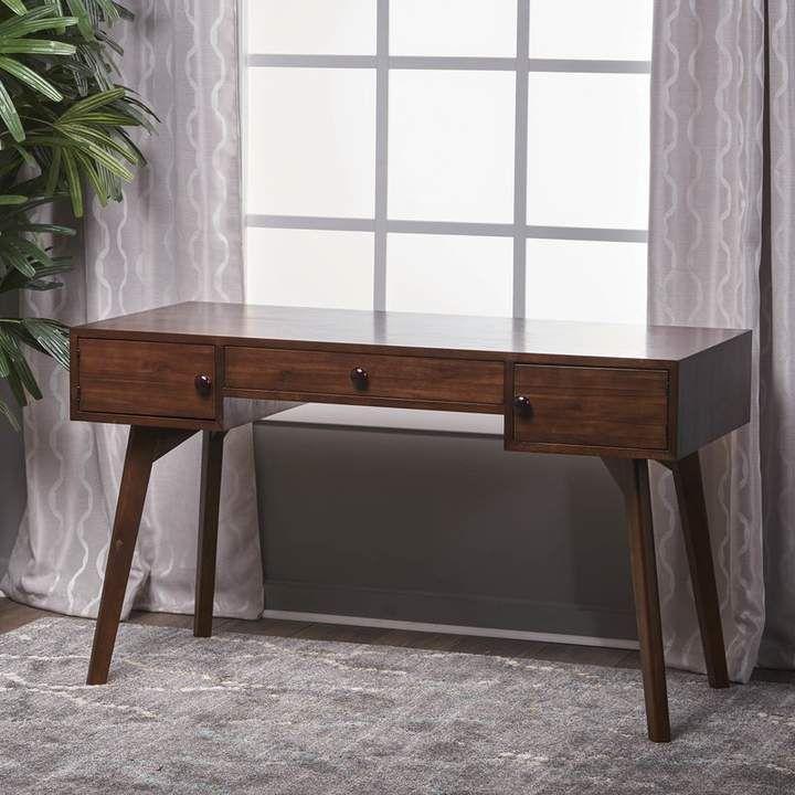 Mercury Row Linger Writing Desk Wood