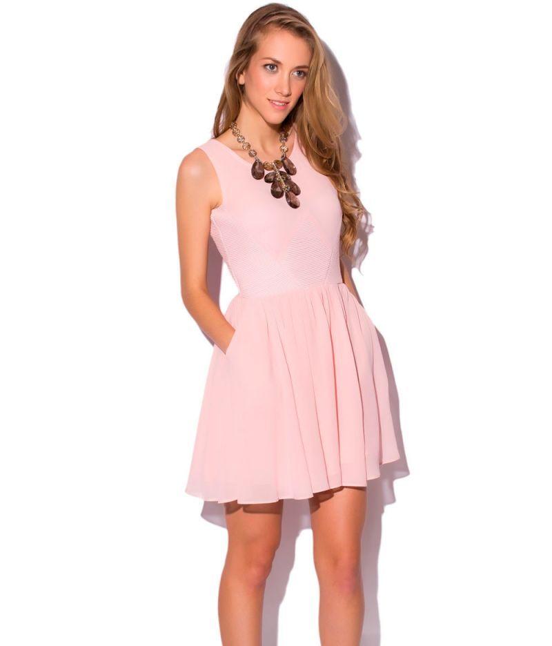El Rosa Cuarzo, el color de esta primavera | Vestidos cortos ...